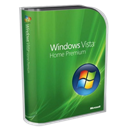 Home, Premium, Vista Icon