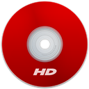 Hd, Red Icon