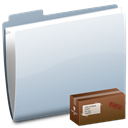 Folder, Winzip Icon