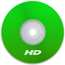Green, Hd Icon