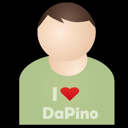 Dapino, i, Love Icon