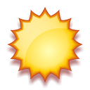 d, Weather Icon