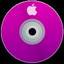 Apple, Purple Icon