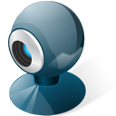 Vista, Webcamera Icon