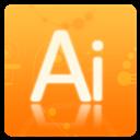 Adobe, Cs, Illustrator Icon