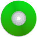 Blank, Green Icon
