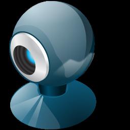 Vista, Webcamera Icon