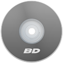 Bd, Gray Icon