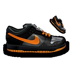 Dark, Dunk, Nike, Orange Icon