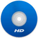 Blue, Hd Icon