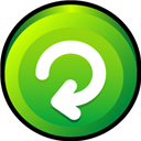 Button, Reload Icon