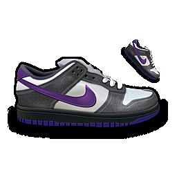 &Amp, Black, Dunk, Grey, Nike Icon