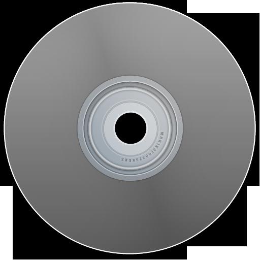 Blank, Gray Icon