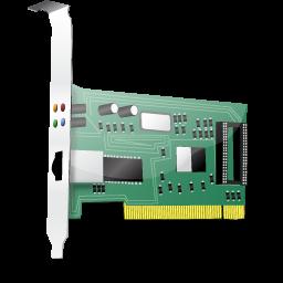 Card, Ethernet, Vista Icon