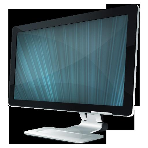 Disco, Monitor Icon