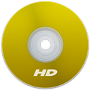 Hd, Yellow Icon