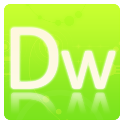 Adobe, Cs, Dreamweaver Icon