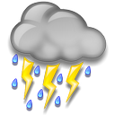 b, Weather Icon