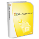 Office, Powerpoint Icon