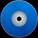 Blank, Blue Icon