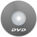 Dvd, Gray Icon