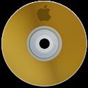 Apple, Lightscribe Icon