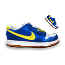 Blue, Dunk, Nike Icon