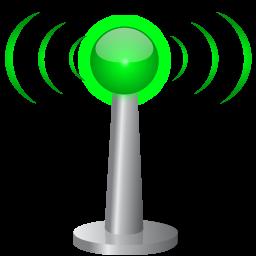 Signal, Vista Icon