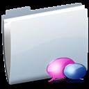 Folder, Im Icon