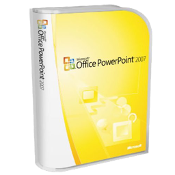 Office Powerpoint Icon Download Free Icons