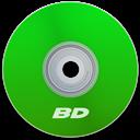 Bd, Green Icon