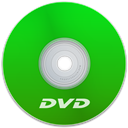 Dvd, Green Icon