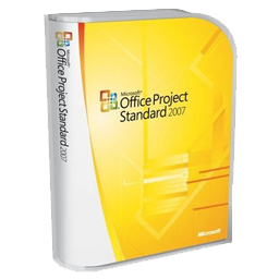 Office, Project, Standard Icon