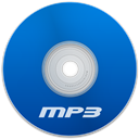Blue, Mp Icon