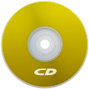 Cd, Yellow Icon