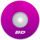 Bd, Purple Icon