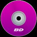 Bd, Purple Icon