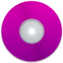 Blank, Purple Icon
