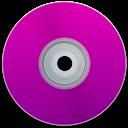 Blank, Purple Icon