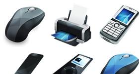 Hydro Pro Hardware Icons