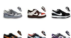 Nike Dunk Icons