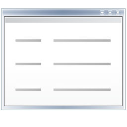 Text, View Icon