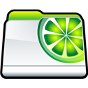 Downloads, Limewire Icon