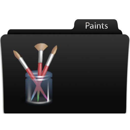 Paints Icon
