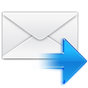 Mail, Replay Icon