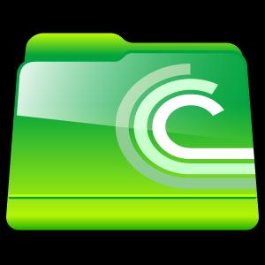 Bittorent, Downloads Icon
