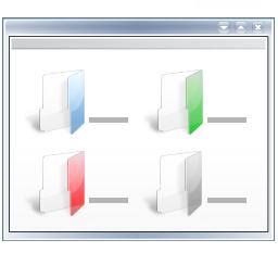 Multicolumn, View Icon