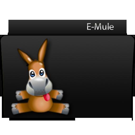 e, Mule Icon