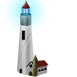 Light, Tower Icon