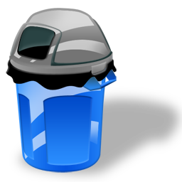 Can, Garbage Icon